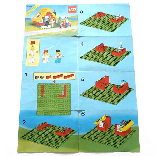 LEGO 6592 Vacation Hideaway ins02