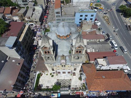 Panayia Evangelistria görög ortodox templom