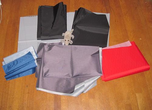 (Fabric) Sorting Mite