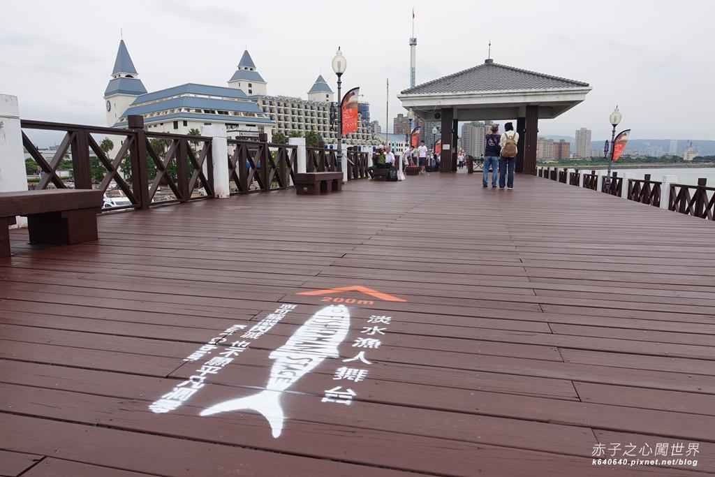 新北市淡水漁人舞台-12
