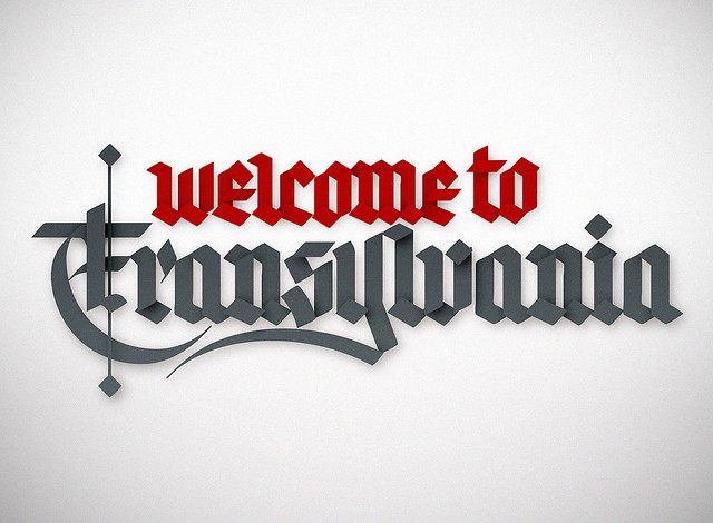 Welcome to Transylvania by Jackson Alves