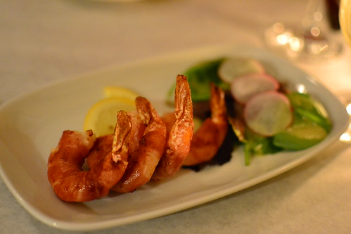 Prosciutto Shrimp by pjpink