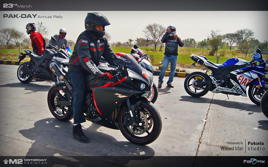 Fotorix Waleed - 23rd March 2012 BikerBoyz Gathering on M2 Motorway with Protocol - 6871281138 ed50329f45 b