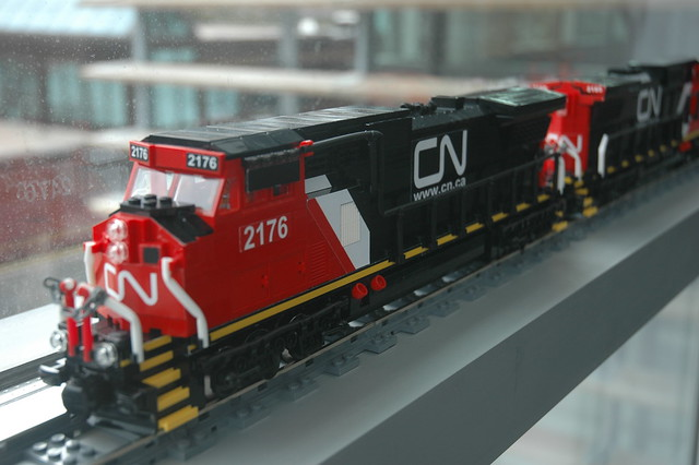 lego freight train instructions