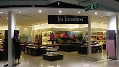 Airport shopping, Suvarnabhumi Airport Terminal, Bangkok