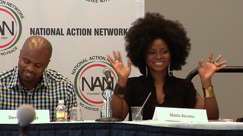 State of Black Relationships Panel with Abiola Abrams 19