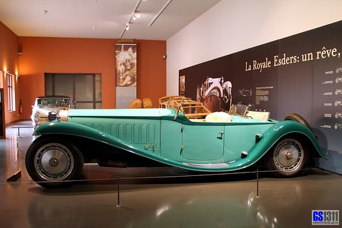 1931 Bugatti Type 41 Royale Esders, Replica 1990 (02)