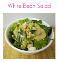 MEAL ICON whitebeansalad