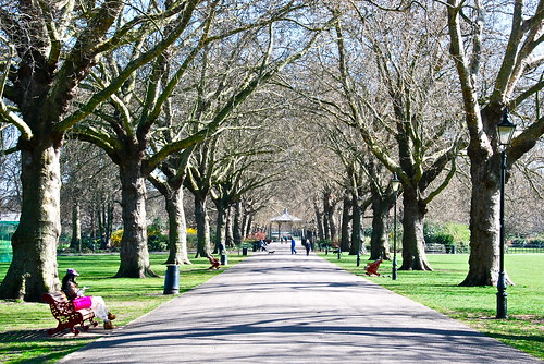 Battersea Park by HerryLawford