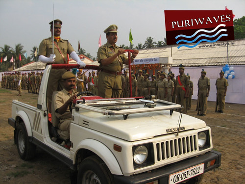 Odisha Police Foundation Day, Puri