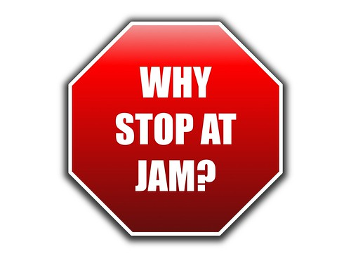 Why stop at jam? - Catherine Mack