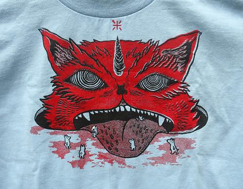 cat cave t shirts
