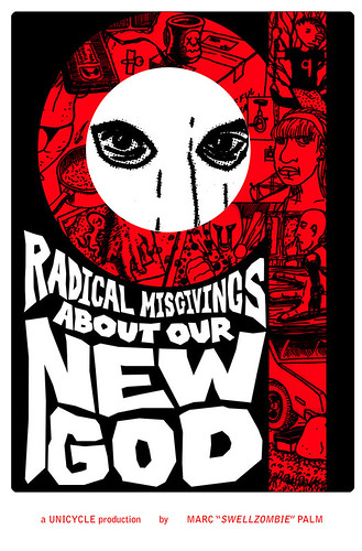 Radical Misgivings About Our New God cover by Marc Palm AKA Swellzombie