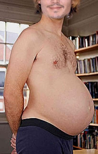Pregnant Men