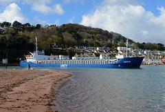 Teignmouth Shipping