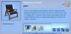 Organica Life Chair