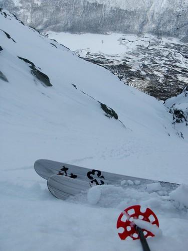 The next years Spifire LT on norwegian snow