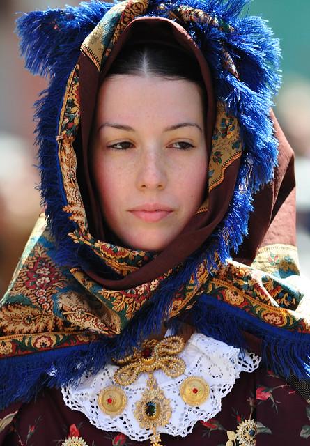 Costume di Settimo San Pietro