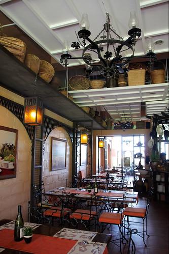 Inside Ranchero