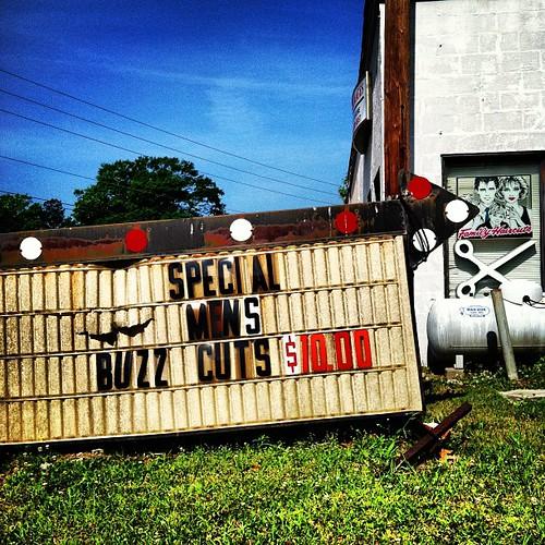 Irresistible offer #weird #signage #Instagram