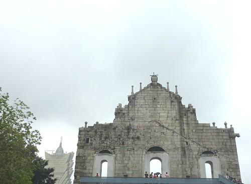 C-Macao - Vieille Ville-Eglise St-Paul (31)