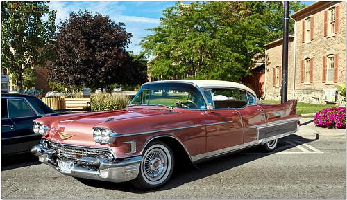 car classiccar automobile gm cadillac transportation 1958 fleetwood generalmotors automotivephotography sixtyspecial automobilephotography americanluxurysedan