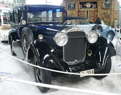 Maybach W5 SG 1928 black vr