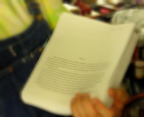 It's a proto-book! (2)