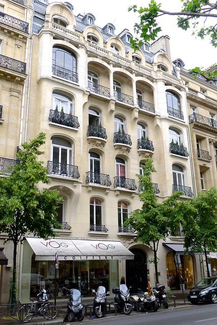 Architecture 16 me arrondissement paris explore hotels for Location hotel a paris