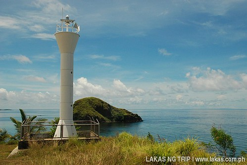 Baranggay Calabago Lighthouse in Romblon Island, Romblon