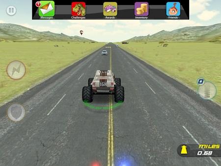 Crazy Monster Truck HD