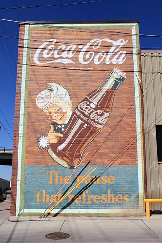 Coca Cola Sprite by Vintage Roadtrip
