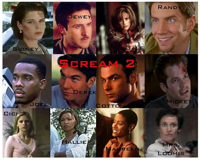 28Scream