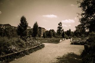 Sprengelpark 1900