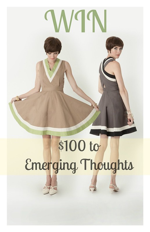Emerging Thoughts Giveaway
