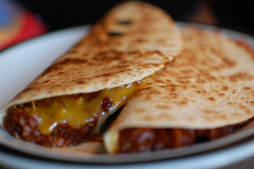 BBQ Pulled Pork Quesadillas