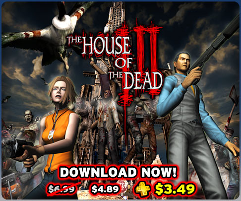 House of the Dead III Sale