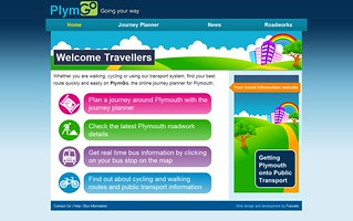 Journey Planners    PlymGo