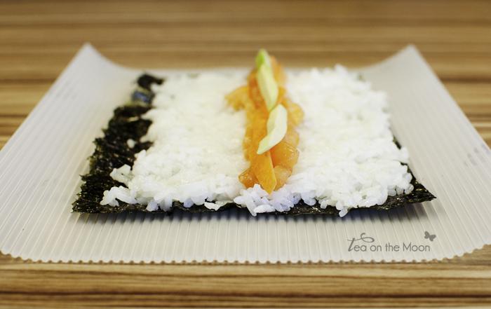 Sushi club del tupper 2
