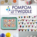 new stockist : Pompom & Twiddle... by emma lamb : living in colour