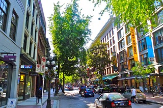 West Cordova Street | Gastown Vancouver