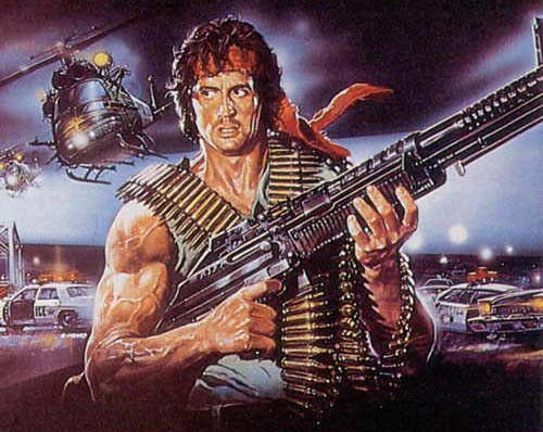 Rambo: The Video Game Announced, Will have Full Reveal at Gamescom