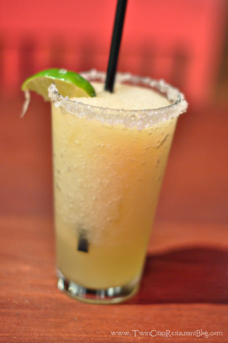 Peach Margarita at Kokomos Island Cafe ~ Mall of America, MN