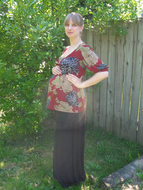 Thirty-Four Weeks