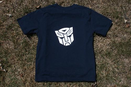 transformer tshirt 1