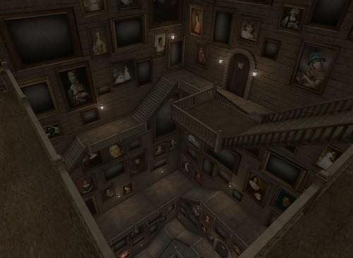 Mischief Managed 2 - Staircase