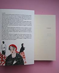 Sergio Pretto, Novecento Rom, CartaCanta 2012. Progetto grafico e logo: Oblique Studio, ill. di cop.: Sara Stefanini. Risvolto di cop. e p. dell'occhiello(part.), 1