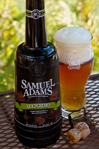 Samuel Adams New World