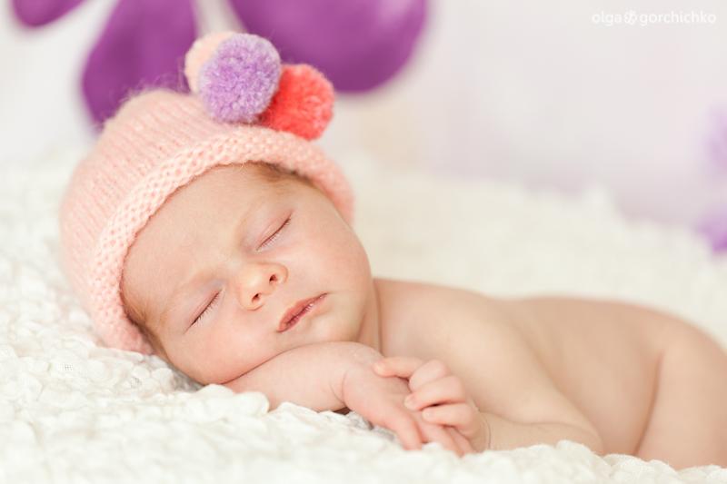Дарина, 15 дней. Фотографирование новорожденных, Гродно