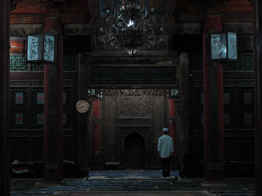 Gran mesquita de Xi'an (Shaanxi, Xina)